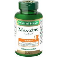 Nature's Bounty Max Zinco 100 tavolette