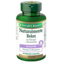 Nature's Bounty Naturalmente Relax 100 capsule