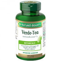 Nature's Bounty Verde-Tea 100 capsule