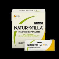 Naturofilla Magnesio e Potassio Arancia 14 Stick Pack
