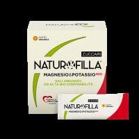 Naturofilla Magnesio e Potassio RED Arancia 14 Stick Pack