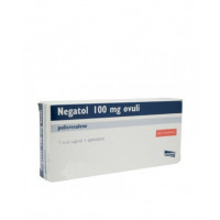 Negatol 7 Ovuli Vaginali 0,1 G con applicatore