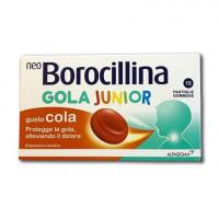 Neoborocillina Gola Junior 15 pastiglie gommose