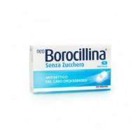 NeoBorocillina Senza Zucchero 16 pastiglie
