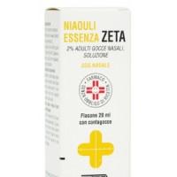 Niaouli Essenza 2% Gocce Nasali 20ml