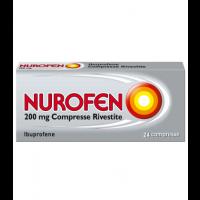 Nurofen 24 Compresse Rivestite 200 Mg
