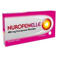 Nurofenelle 12 Compresse Riv 400 Mg