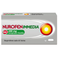 Nurofenimmedia 12 Compresse Rivestite 200mg