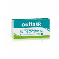 Okitask 10 compresse 40mg