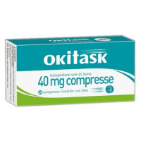 Okitask 20 compresse 40mg
