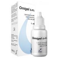 Omnigel 0.4% Gocce Oculari 10ml