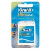 Oral B Filo Interdentale Ultra Floss 25 metri