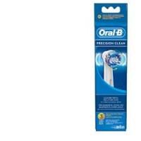 Oral B Refill Testine di Ricambio Precision Clean per Spazzolino Elettrico 3 pezzi