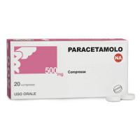 Paracetamolo Nova Argentia 500mg 20 compresse