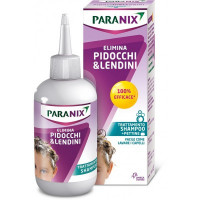 Paranix Shampoo Anti Pidocchi 200ml + Pettine di Metallo