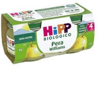 Hipp Biologico Omogeneizzato Pera Williams 2x80gr.