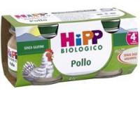 Hipp Biologico Omogeneizzato Pollo 2x80gr.