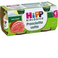Hipp Biologico Omogeneizzato Prosciutto Cotto 2x80gr.