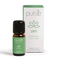 Purae Sinergia Oli Essenziali Zen 10ml