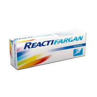 Reactifargan Crema 20 G 2%