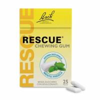 Rescue Chewing Gum Menta Fresca 25 pezzi