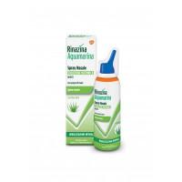 Rinazina Aquamarina Spray Nasale Isotonico Intenso con Aloe 100ml
