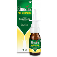 Rinazina Antiallergica Spray Nasale 10ml