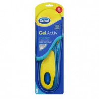 Scholl Gel Active Everyday Uomo Solette Per Scarpe