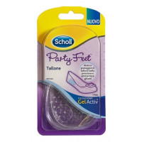Scholl Party Feet Tallone Cuscinetti In Gel
