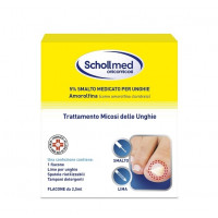 SchollMed Onicomicosi Trattamento Micosi delle Unghie 2,5ml