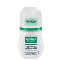 Somatoline Cosmetic Deodorante Pelli Sensibili Roll-on 50ml