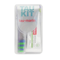 Taumarin Kit Spazzolino Medio + Dentifricio 20ml