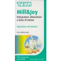 Teva Mill e Joy 100 compresse