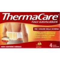 Thermacare Fasce Autoriscaldanti per schiena 4 fasce monouso