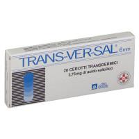Transversal 20 Cerotti Transdermici 3,75mg/6mm