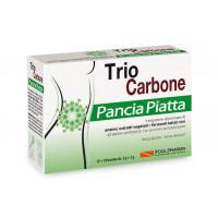 Triocarbone Pancia Piatta 10+10 bustine