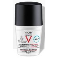 Vichy Homme Deodorante Anti-Traspirante + Anti-Macchie 48H