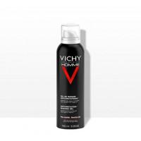 Vichy Homme Gel da Barba Anti-Irritazioni 150ml