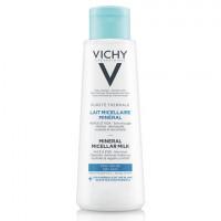 Vichy Purete Thermale Latte Detergente Micellare Minerale Pelle Secca 400ml