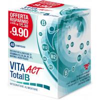 Vita Act Total B 40 compresse