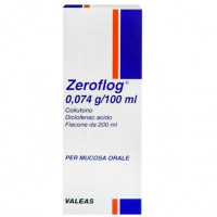 Zeroflog Collutorio 200 ml
