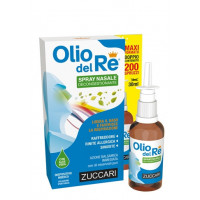 Zuccari Olio del Re Spray Nasale 30ml