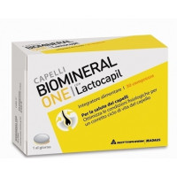 Biomineral One Lactocapil Plus 30 compresse