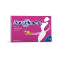 Buscofenact 20 Capsule 400 Mg