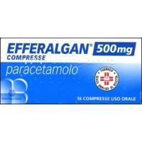 Efferalgan 16 Compresse 500mg
