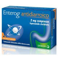 Enterog Antidiarroico 2mg 12 compresse