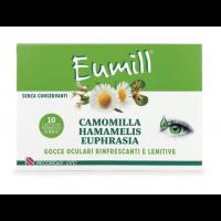 Eumill Gocce Oculari Camomilla 10 flaconcini 0,5ml