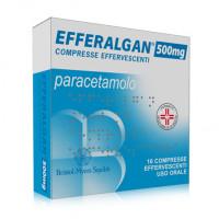 Efferalgan 500Mg 16 compresse effervescenti
