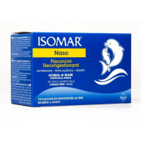 Isomar Soluzione Ipertonica 18 flaconcini da 5ml
