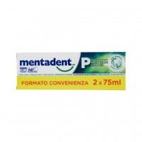 Mentadent P Dentifricio Prevenzione Completa 2x75ml PROMO